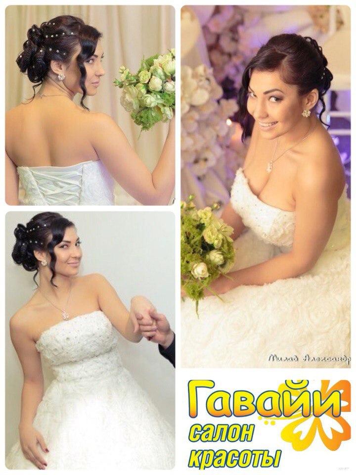 парикмахер свадебные прически пенза